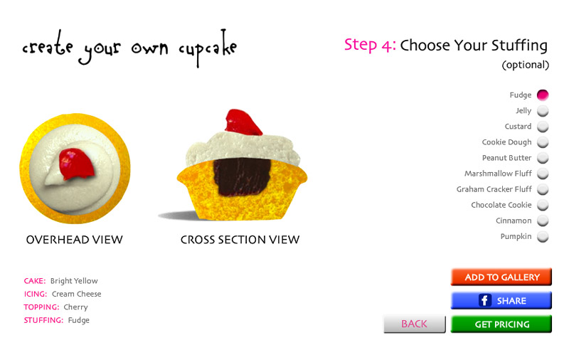 Cupcake Customizer