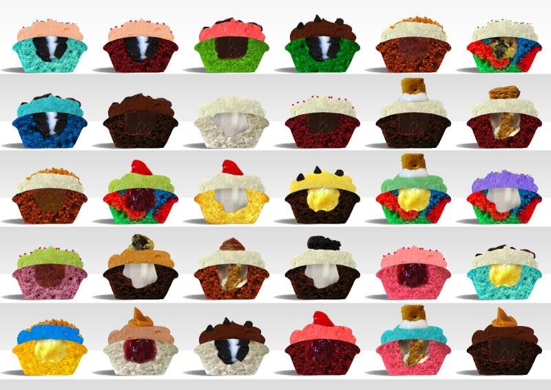 Cupcake Customizer