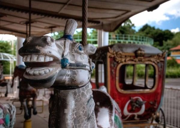 Abandoned Japanese Theme Park