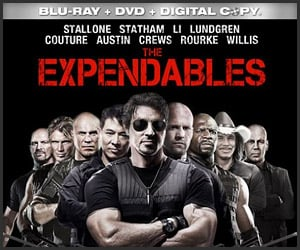 The Expendables (Blu-ray/DVD)