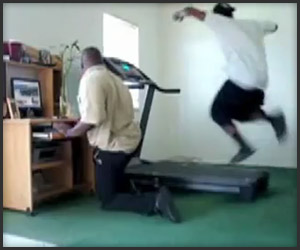 Treadmill Dancing
