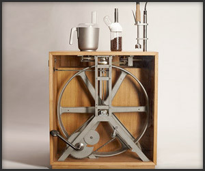 R2B2: Pedal-Powered Kitchen