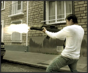 After Effects Gunfight