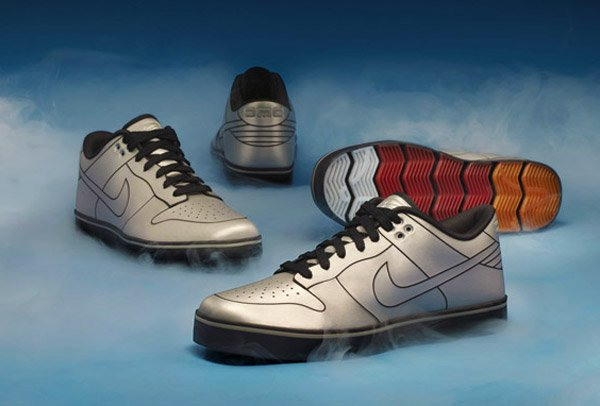 Nike 6.0 DeLorean Dunks