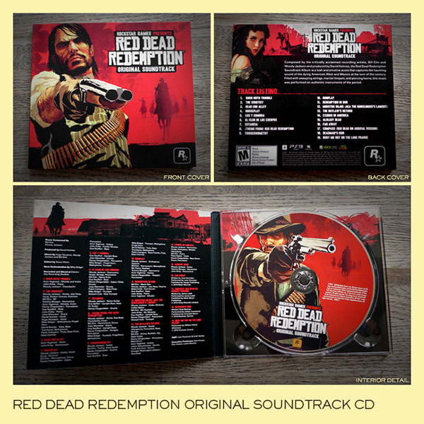 Red Dead Redemption OST