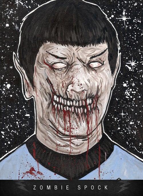 Zombie Celebrities