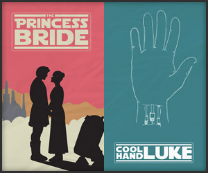 Star Wars Mashup Posters
