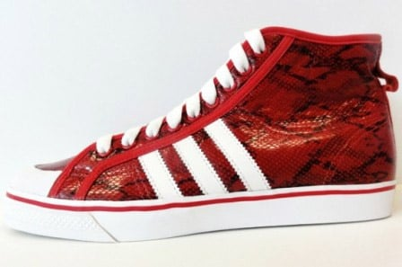 Adidas Originals Nizza Hi Snake