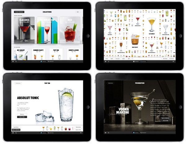 Drinkspiration: iPad Version
