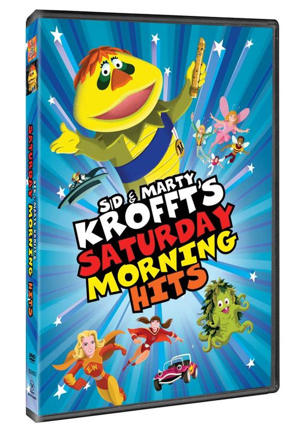 Sid & Marty Krofft DVD