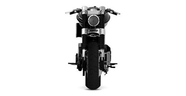 C3 X132 Hellcat Motorcycle