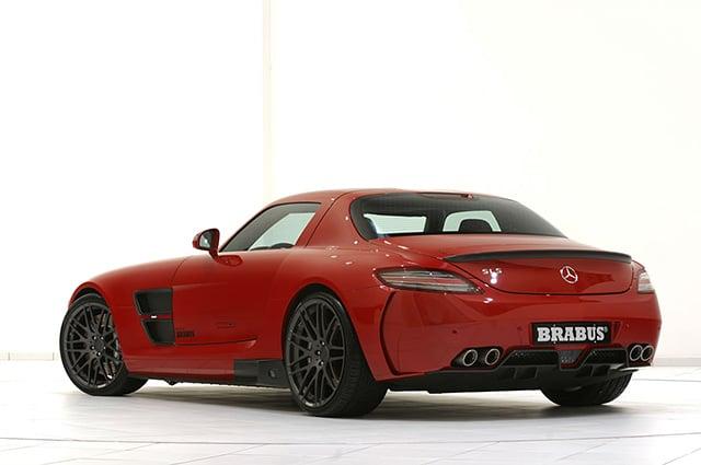 Brabus SLS AMG Widestar