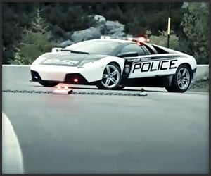 Real Life NFS Hot Pursuit