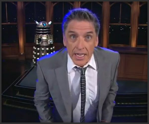 Craig Ferguson x Doctor Who