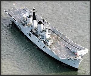 For Sale: Aircraft Carrier