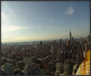 NYC R/C Flythrough