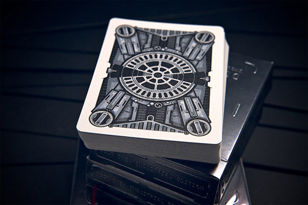 deckONE Industrial Playing Cards