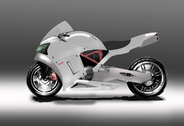 Audi RB-1200 Concept Bike