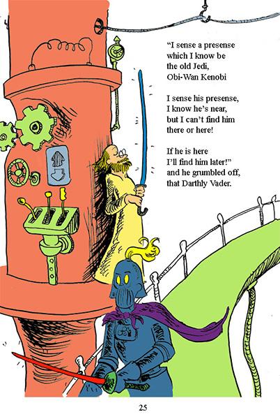 Dr. Seuss x Star Wars