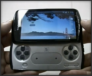 PlayStation Phone (Video)