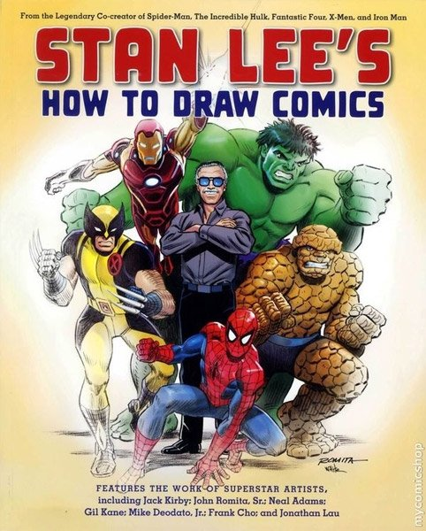 Stan Lee: How to Draw Comics