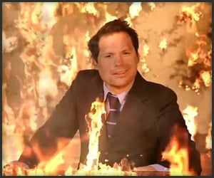 Michael Ian Black is on Fire