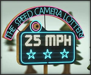 Speed Camera Lottery