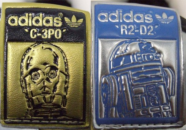 Adidas Top Ten Low Droid Shoes