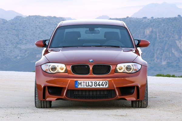 2012 BMW Series 1M Coupe