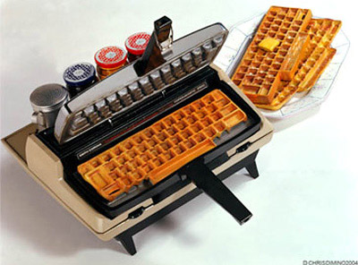 Corona-Matic Waffle Maker
