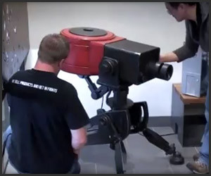 TF2 Full-Scale Sentry Gun