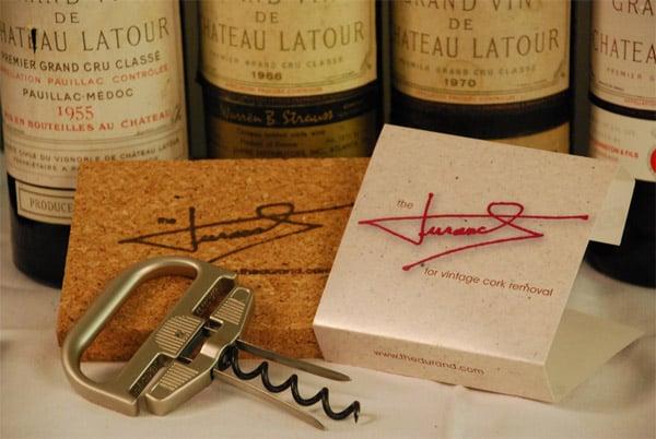The Durand Wine Opener