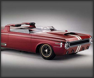 '64 Dodge Hemi Charger Concept