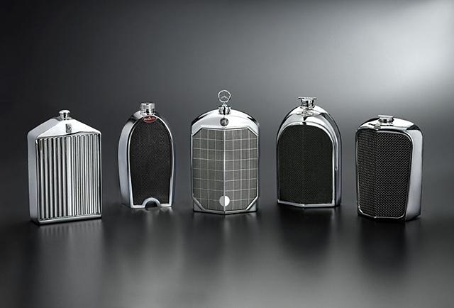 Radiator Decanters
