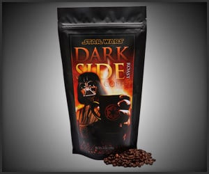 Star Wars Dark Side Coffee