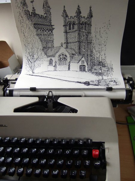 Typewriter Art