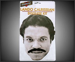 Lando Calrissian Disguise Kit