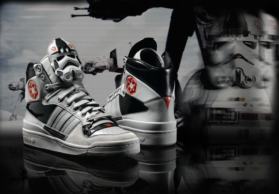 Star Wars X Adidas 2011 - The Awesomer