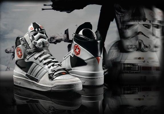 Star Wars X Adidas 2011 - The Awesomer