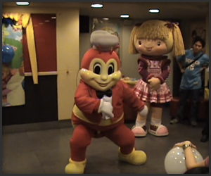Mascot Dance Battle