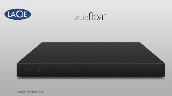 LaCie Float Concept