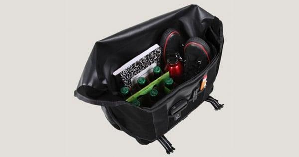 Motorhead Messenger Bag