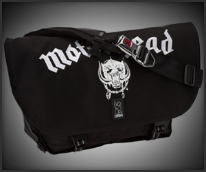 Motorhead Messenger Bag