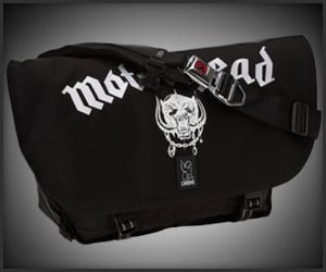 Motörhead Messenger Bag