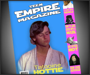 Luke Skywalker: Male Model