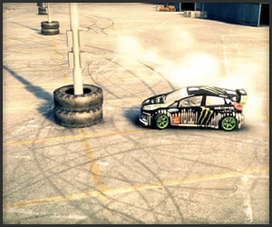 DiRT 3: Gymkhana Mode
