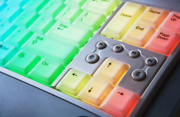 Luxeed U7 Keyboard