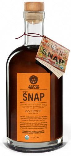 SNAP Gingersnap Liqueur