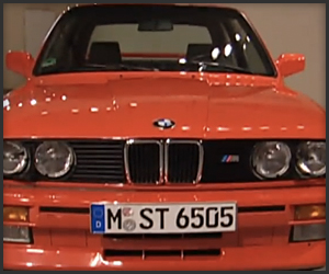 25 Years of the BMW M3