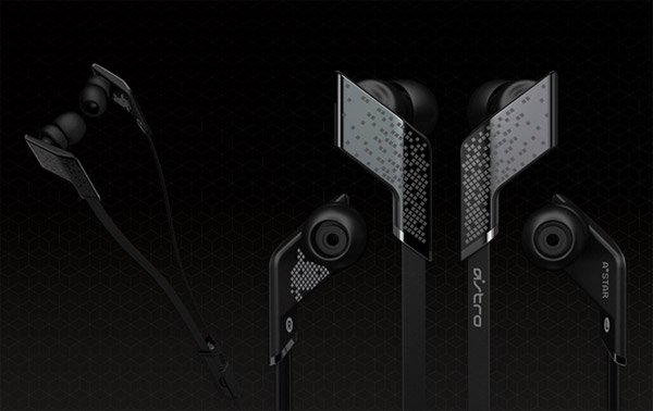 A*Star In-Ear Headset